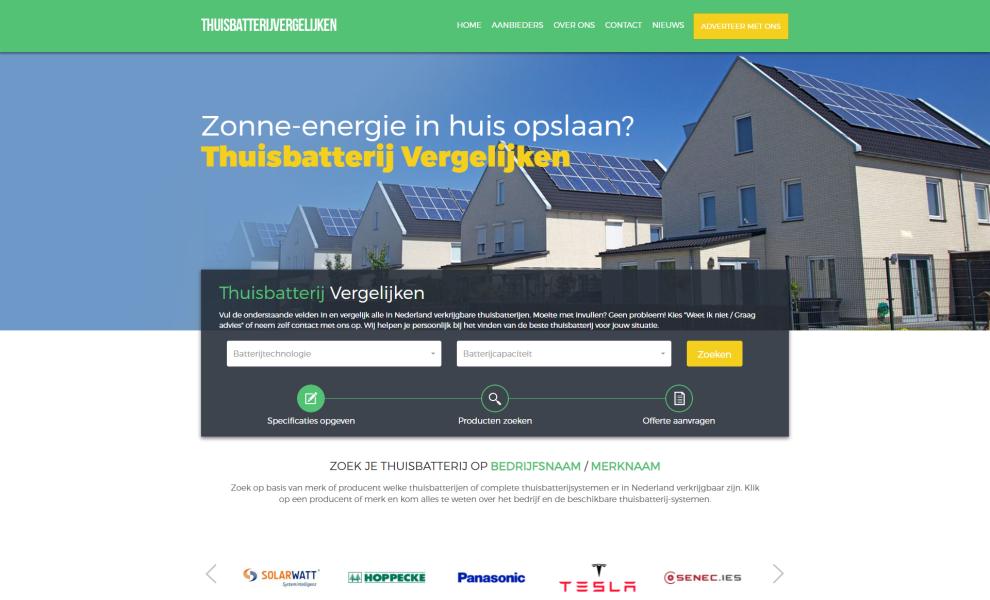 Thuisbatterijvergelijken.nl