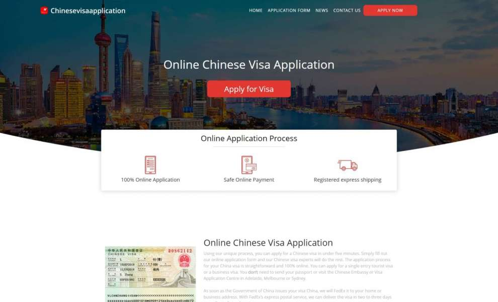 Chinesevisaapplication.com.au